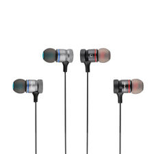 Noise Reduction Stereo In-Ear Earbuds Earphone Headphone Sport Exercise 3.5mm
