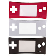 Faceplate Protector Replacement Parts For Nintendo Game Boy Micro GBM Console