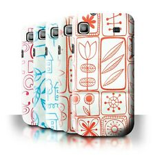 STUFF4 Back Case/Cover/Skin for Samsung Galaxy S/I9000/Home Textiles