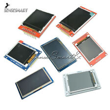 "1.44/1.8/5/7"" Inch TFT LCD Display Shield Module ST7735S SSD1963 Serial SPI"