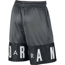 AUTHENTIC NIKE AIR JORDAN DRI-FIT BLOCKOUT BASKETBALL SHORTS  831338-021