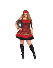 Sexy Plus Size Gypsy Costume Mystic Vixen Halloween Party Show Cosplay Costume