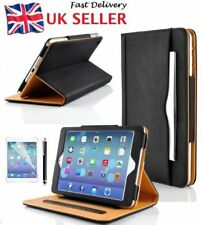 Luxury Magnetic Leather Wallet Smart Case Cover For Apple iPad Pro / Air / Mini