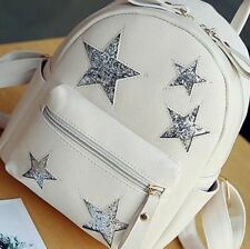 Small Size Pu Leather New Design Travel Backpacks for Teenager Girl Dk181