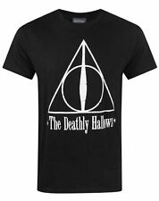 Harry Potter Deathly Hallows Men's T-Shirt