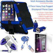 Excellent Special Deal Tough Rugged ShockProof Case Cover Multi Accessory Pack