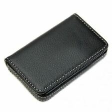 2 Color New Fashion Leather Business Id Credit Card Holder T447