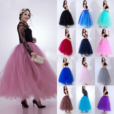 Long Ball Gown Bridal Petticoat Wedding Underskirt Tutu Crinoline Skirt H10312