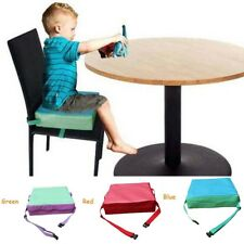 Kid/ Baby/Child Dining Chair Highchair Soft Cushion Pad Seat Booster Portable US