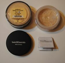bareMinerals BARE ESCENTUALS ORIGINAL Foundation XL 8g SPF 15 Free Shipping