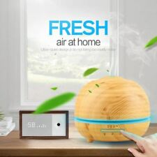 300ml Air Humidifier Essential Oil Diffuser Aroma Lamp Aromatherapy Electric Aro