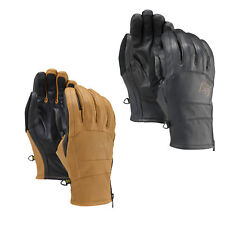 ak Burton Leather Tech Glove Leather Gloves Men's Snowboard Gloves