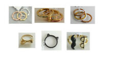 KATE SPADE Bow, Pave, Stacked Rings NWT/OTs 6 DESIGNS TO PICK Ring Sizes 7