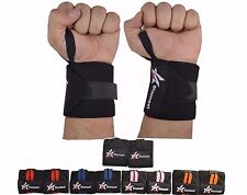 Starnest Fitness: Weight Lifting Training Wraps Wrist Support Gym Fitness Cotton