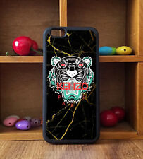 Tiger Pariz Kenzo Gold Marble For iPhone 6/6s 6/6s+ 7/7+ 8/8+ Print On Hard Case