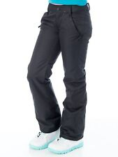 Volcom Black Frochickie Insulated Womens Snowboarding Pants