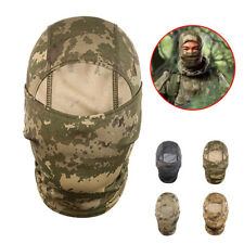 Camouflage Balaclava Army Outdoor Sport Tactical Military Full Face Mask Cap Hat