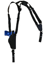 NEW Barsony Vertical Shoulder Holster for Browning Colt Full Size 9mm 40 45