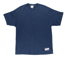 Converse Men's Short Sleeve Solid T-Shirt Navy Blue