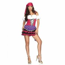 Sexy Gypsy Costume Crystal Ball Gypsy Halloween Party Show Cosplay Costume