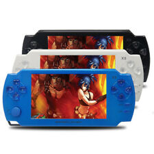 4.3 inch Touch Handheld 8GB MP4 Player Video Game Console Player Support TF Card