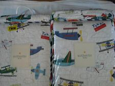 Authentic Kids Reversible Quilt Set: 3 pc FULL/QUEEN  - AIRPLANES