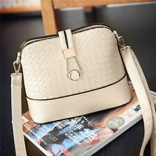 Women's Satchel Handbag Crossbody Leather Shoulder Tote Messenger Hobo Bag New