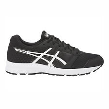 Asics Patriot 8 [T669N-9001] Women Running Shoes Black/White-White