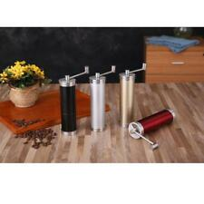 Small Manual Coffee Grinder Hand Coffee Bean Espresso Spice Mill 4 Colors
