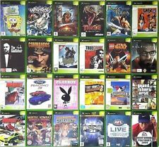 Xbox Games : Select Your Titles - Microsoft Xbox (PAL) - FREE POST