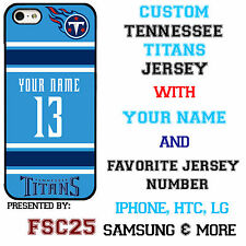 Tennessee Titans NFL Phone Case Cover for iPhone 7 PLUS iPhone 6s iPhone 5 etc.