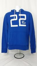 NWT Hollister by Abecrombie & Fitch Mens Bluffs Beach Hoodie Jacket - Size XL