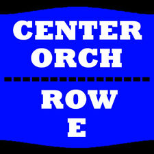 2 TIX GABRIEL IGLESIAS 2/9 ORCH CENTER ROW E CHEVALIER THEATRE MEDFORD