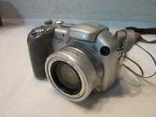 Canon PowerShot S2 IS 5.0 MP 12x Optical Zoom Digital Camera Silver