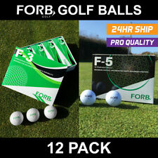 FORB F3 & F5 Golf Balls | Professional Standard 12 Pack | *Lowest Price*