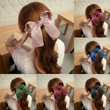 Hair Band Ribbon Bow Boutique  Women Girls  Casual  Trendy Cute Wild 1pc New