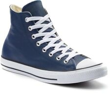 CONVERSE CHUCK TAYLOR HIGH TOP NAVY LEATHER