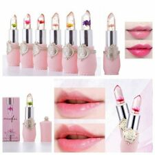 Flower Lipstick Color Jelly Transparent Magic Changing Lip Temperature Change