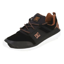 DC Shoes Mens Heathrow Prestige Shoes in Black