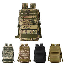 Baoblaze 25L Military Tactical Assault Shoulder Bag Molle Backpack Day Pack