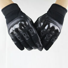 Outdoor Sports Tactical Cycling Motorcycle Combal  Knuckle Full Finger Gloves