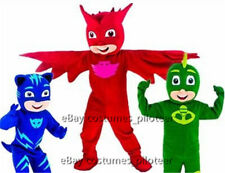 Factory sale PJ MASK CATBOY Mascot Costume Halloween Fancy Dress Cosplay Outfit