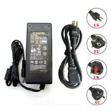 AC 100-240V to DC 5/12V 1-10A Power Supply Adapter Driver Switch for LED Strip