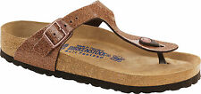 CLEARANCE Birkenstock BF Gizeh $179rrp Magic Galaxy Bronze SOFT FOOTBED BNIB