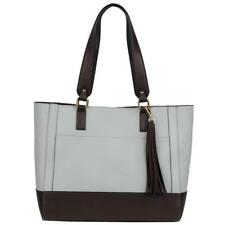 Wilsons Leather Womens Madison Leather Tote