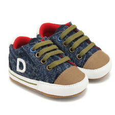 Unisex Baby Shoes Toddler Canvas Footwear Casual Sneakers First Walkers Boots