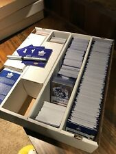 Upper Deck 2017 Toronto Maple Leafs Centennial Set Singles, Die Cuts, and Insert