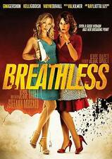 Breathless (DVD, 2012) With Slipcover
