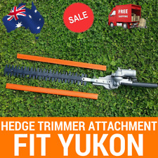 Hedge Trimmer Attachment for Brushcutter,Multi Tool,Pruner,Pole Saw Fit YUKON