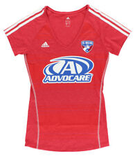 Adidas Mens FC Dallas MLS Club Shirt Red